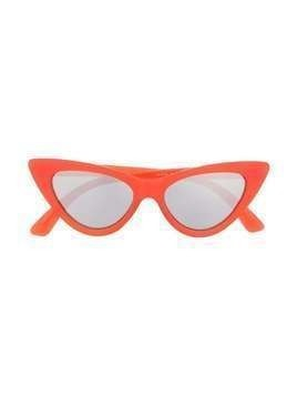 Molo Kids cat-eye glasses - Red