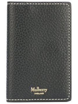 Mulberry long cardholder - Black