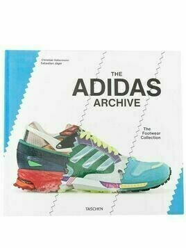 TASCHEN The Adidas Archive - White