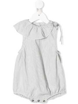 Message In The Bottle day dress - Grey