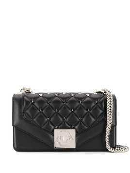 Philipp Plein medium star shoulder bag - Black