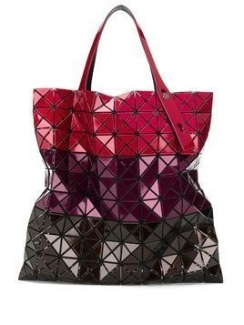 Bao Bao Issey Miyake Prism colour-block tote - Red