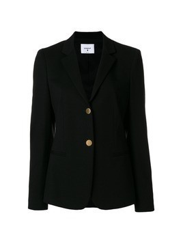 Dondup button-down blazer - Black