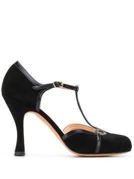 Chie Mihara Gena buckled pumps - Black