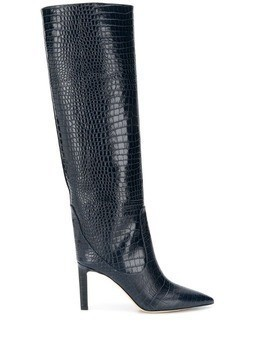 Jimmy Choo Mavis 85 boots - Blue