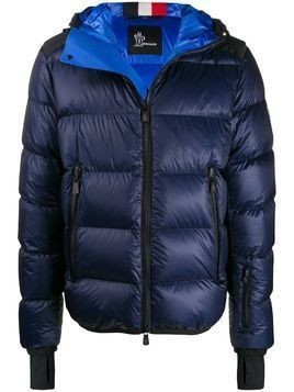 Moncler Grenoble padded jacket - Blue
