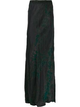 Mes Demoiselles Makari long skirt - Grey