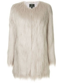 Unreal Fur Wanderlust coat - Grey