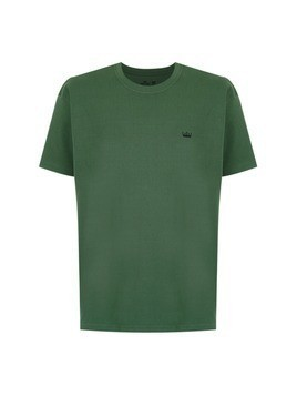 Osklen bicycle print T-shirt - Green