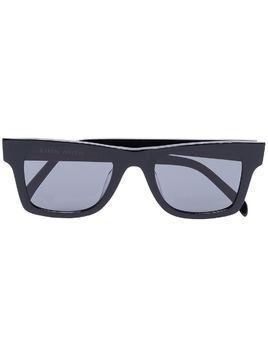 Karen Wazen harper square sunglasses - Black