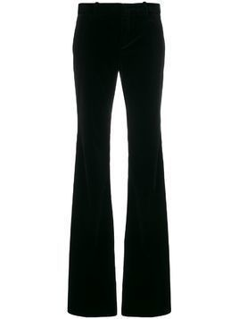 Gucci flared trousers - Black