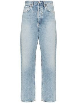 AGOLDE '90s high-waisted jeans - Blue