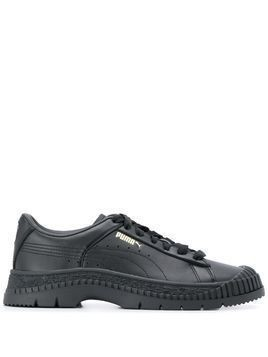 Puma lace-up sneakers - Black