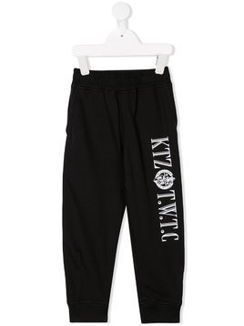 KTZ Limited Edition track pants - Black
