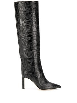 Jimmy Choo Mavis 85 boots - Black