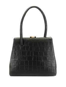 Little Liffner Madame top-handle tote - Black