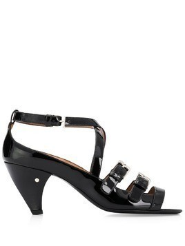 Laurence Dacade buckled sandals - Black