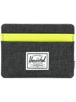 Herschel Supply Co. panelled cardholder - Black