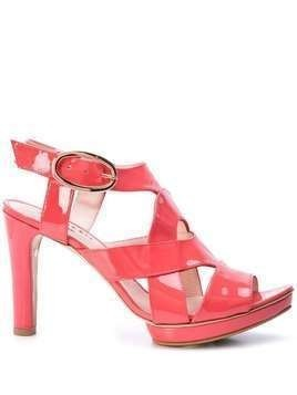 Repetto Campari sandals - PINK