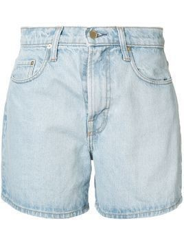 Nobody Denim Stevie denim shorts - Blue