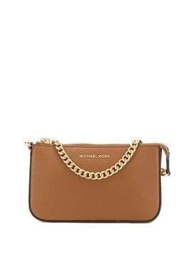 Michael Michael Kors chunky chain tote - Brown