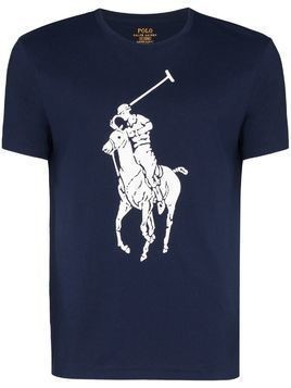 Polo Ralph Lauren pony print T-shirt - Blue