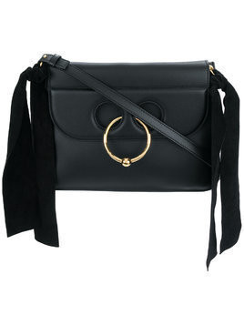 JW Anderson Pierce ribbon bag - Black