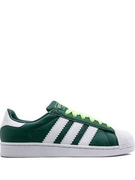 Adidas superstar sneakers - Green
