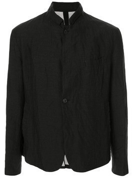 Forme D'expression relaxed shirt jacket - Black