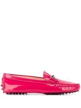 Tod's Gommino driving shoes - PINK