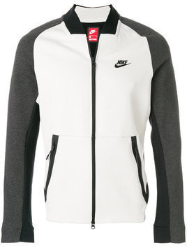 Nike Tech Varsity jacket - Black