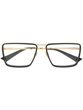 Christian Roth classic square glasses - Black