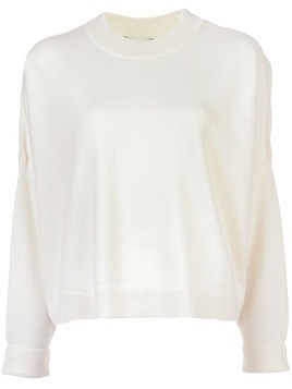 Dusan loose fitted sweater - Neutrals