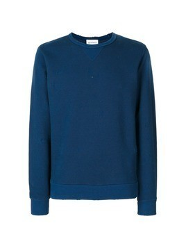 Dondup distressed sweatshirt - Blue