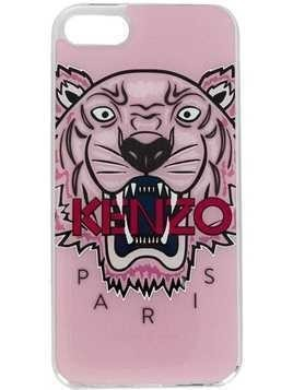 Kenzo Tiger iPhone 8 phone case - Pink & Purple