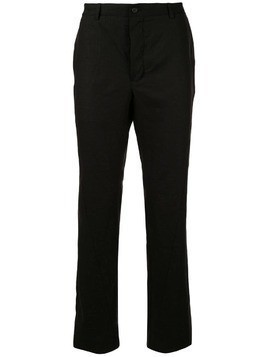 Forme D'expression straight leg trousers - Black