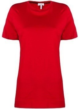 Escada Sport stretch crewneck T-shirt - Red