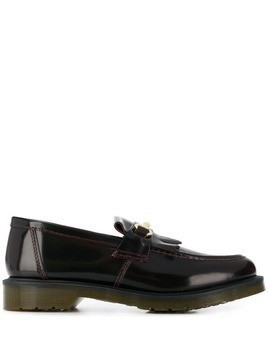 Dr. Martens horsebit detail loafers - Purple