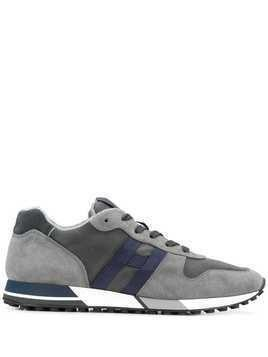 Hogan H838 running sneakers - Grey