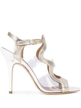 Laurence Dacade Toma heeled sandals - Silver