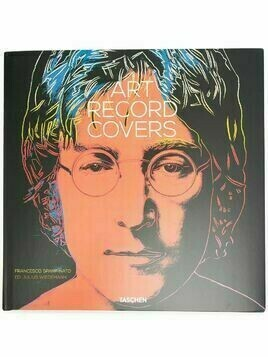 TASCHEN Art Record Covers - Black