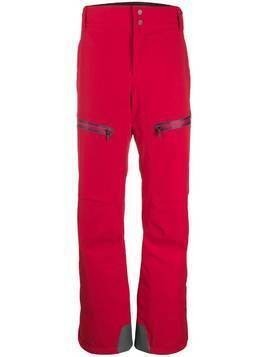 Vuarnet Clifford ski pants - Red
