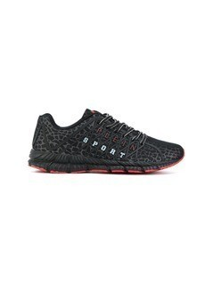 Plein Sport running sneakers - Black