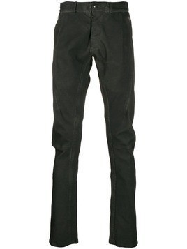 Isaac Sellam Experience Hedoniste slim-fit trousers - Grey