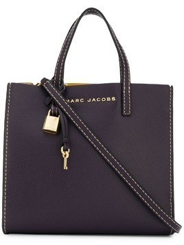 Marc Jacobs The Mini Grind Tote bag - Purple