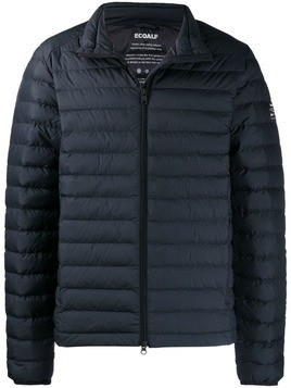 Ecoalf padded shell jacket - Blue