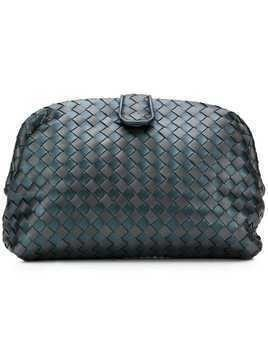 Bottega Veneta The Lauren 1980 clutch - Blue