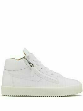 Giuseppe Zanotti Justy high-top sneakers - White