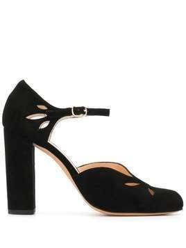 Chie Mihara Domi cut-out pumps - Black