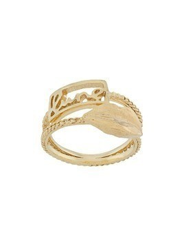 Wouters & Hendrix Mouth stacked ring - Gold